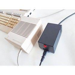 UK plug New Commodore 128 C128 replacement power supply PSU